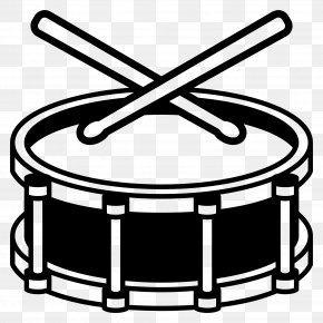 Drums Snare - Drum Sticks & Brushes Snare Drums Clip Art Drum Kits PNG