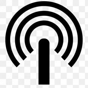 Free Wifi Icon - Wi-Fi Signal Hotspot Icon PNG