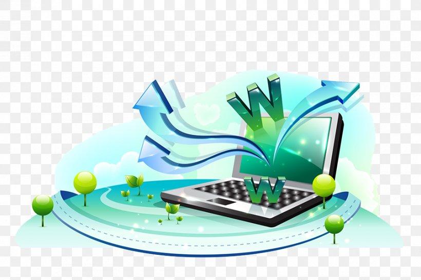 Internet Stock Illustration Illustration, PNG, 900x600px, Internet, Art, Green, Image Resolution, Photography Download Free