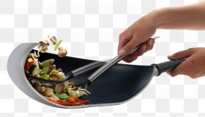 Kitchen - Wok Induction Cooking Kitchen Stock Pots Frying Pan PNG