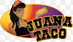 And Enjoy The Aroma Of The Food - Juana Taco Mexican Cuisine Take-out Fajita PNG