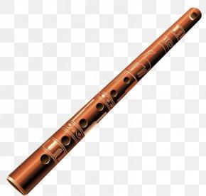Flute - Flute Bansuri Musical Instrument PNG