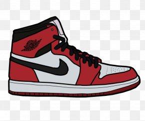Running Shoes - Jumpman Air Jordan Drawing Shoe Sneakers PNG