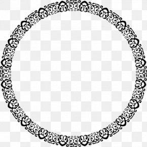 Decorative Motifs - Ring Ornament Jewellery Necklace Clip Art PNG