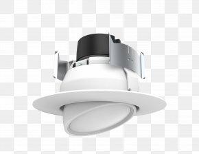 Downlight - Recessed Light LED Lamp Light-emitting Diode Light Fixture PNG