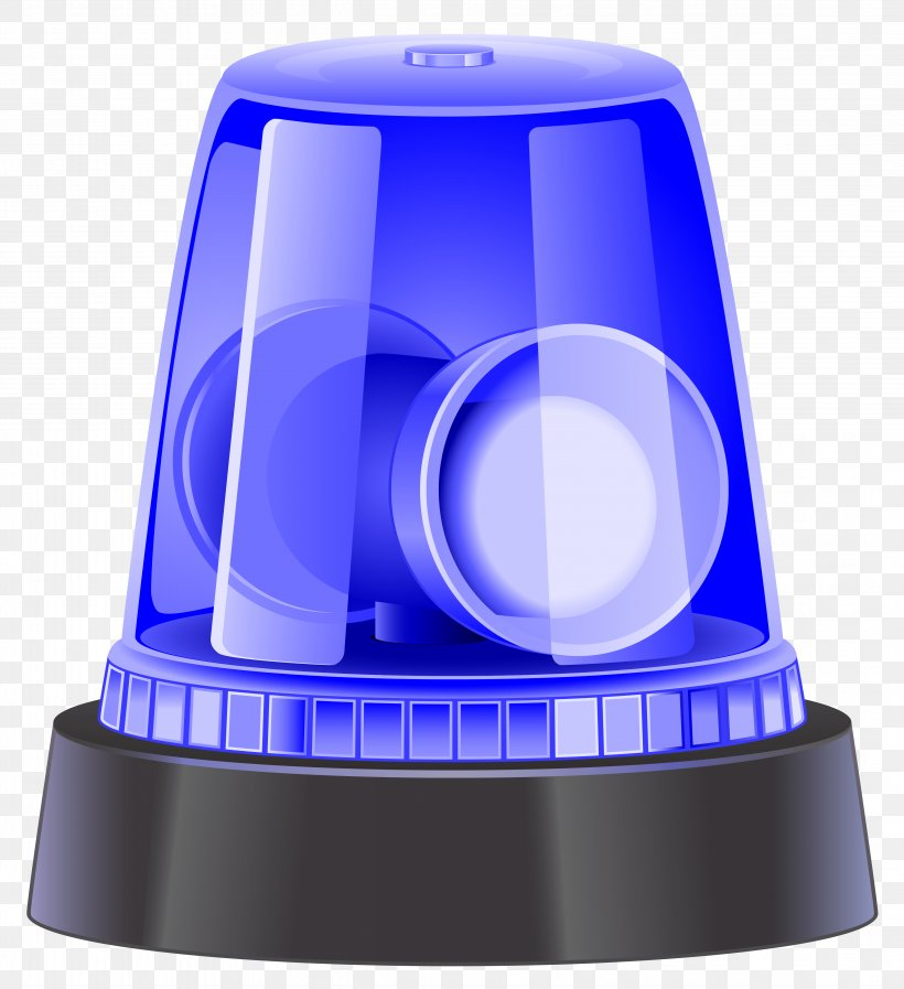 Siren Police Car Clip Art, PNG, 4278x4680px, Siren, Ambulance, Cobalt Blue, Electric Blue, Emergency Download Free