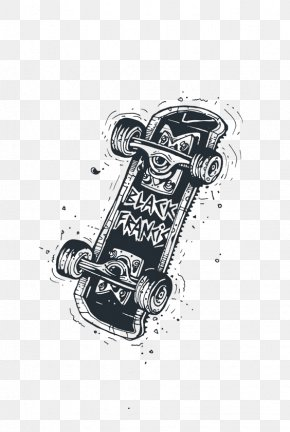 Drawing Board Graffiti - Graffiti Drawing Skateboard Illustration PNG