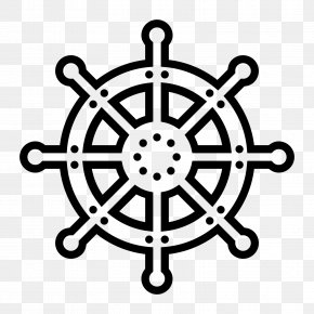Wheel - Ship's Wheel Computer Icons Steering Wheel PNG