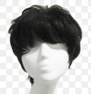 Model Wig - Wig Model Blond PNG