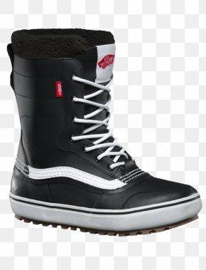 Boot - Snow Boot Vans Sneakers Shoe PNG