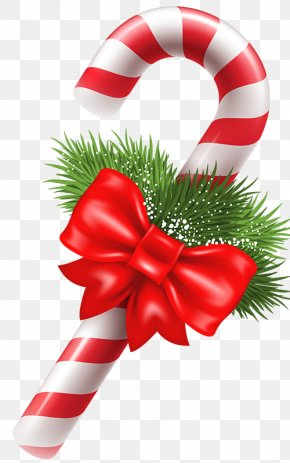 Christmas - Christmas Ornament Candy Cane New Year PNG