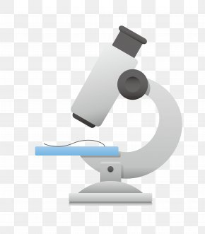 Vector Microscope Material - Microscope Euclidean Vector Icon PNG