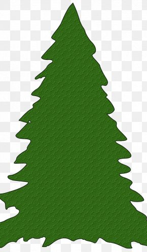 Christmas Tree - Spruce Christmas Tree Pine Clip Art PNG