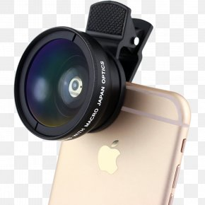 Lens,Mobile Phone Lens,Accessories,Mobile Phone Accessories - Camera Lens Wide-angle Lens Fisheye Lens Photography PNG