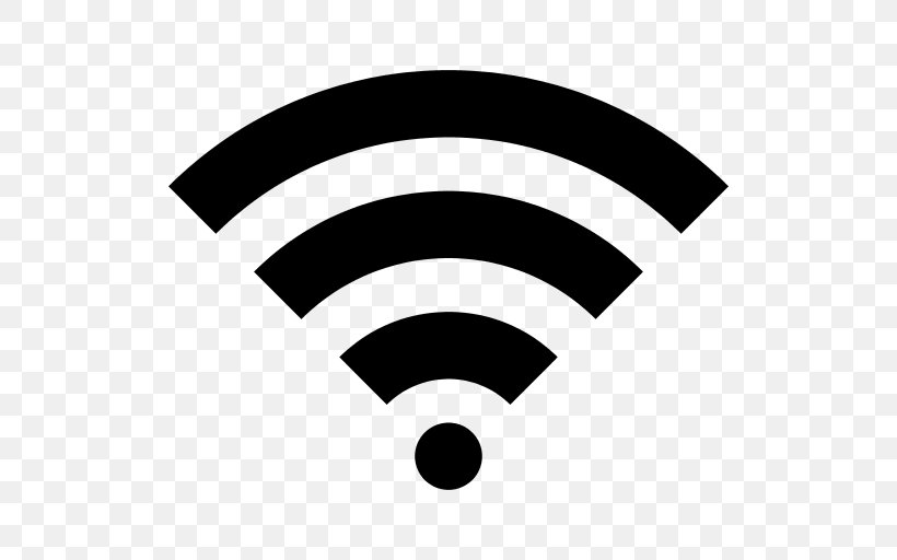 Wi-Fi Clip Art, PNG, 512x512px, Wi Fi, Amazon Kindle, Area, Black, Black And White Download Free