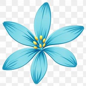 Blue Flower Image - Flower Purple Stock Illustration Illustration PNG