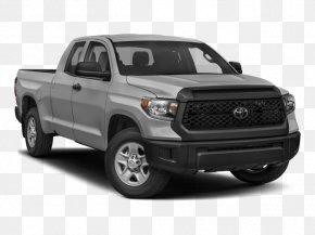 2018 Toyota Tundra - Toyota Hilux Pickup Truck Sport Utility Vehicle 2018 Toyota Tundra SR5 PNG