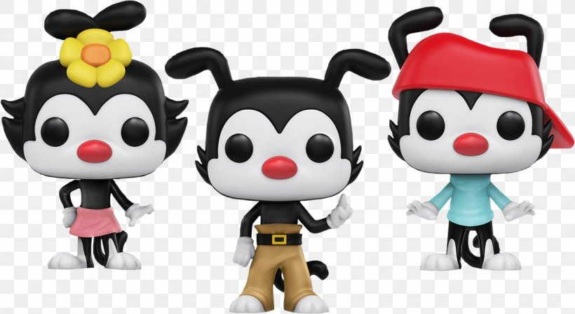 ANIMANIACS POP Vinyl ANIMATION YAKKO