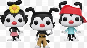 Animation - Funko Yakko, Wakko, And Dot Action & Toy Figures Amazon.com Animation PNG