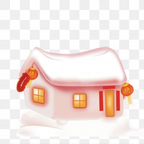 Igloo Pattern - Igloo Snowman House PNG