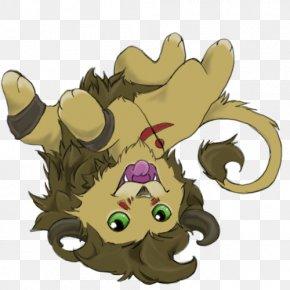 WoW Tauren - Cat World Of Warcraft Illustration Druid Art PNG