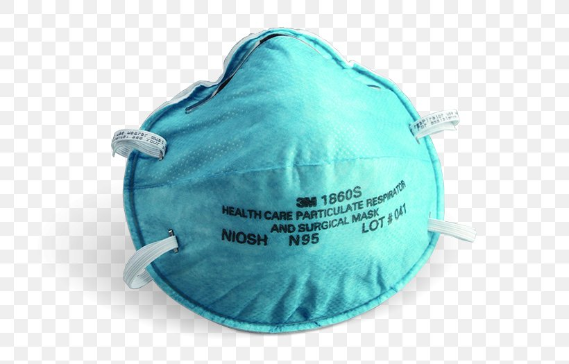 Particulate Respirator Type N95 Surgical Mask Surgery Health Care, PNG, 750x525px, Respirator, Aqua, Dust Mask, First Aid Kits, Headgear Download Free