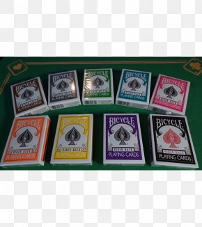 Bicycle - Bicycle Playing Cards United States Playing Card Company Color PNG