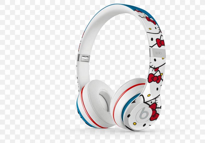Hello Kitty Beats Solo 2 Beats Electronics Headphones Audio Png 1000x700px Hello Kitty Apple Audio Audio