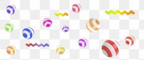 Colorful Simple Ball Floating Material - Mobile App User Interface Design Designer PNG