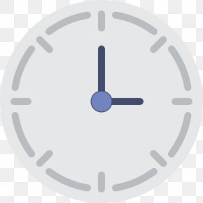 Clock - Market Share Share Icon Illustration PNG