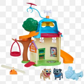Play Firecracker Puppy - Puppy Pug Dog Houses The Walt Disney Company Disney Junior PNG