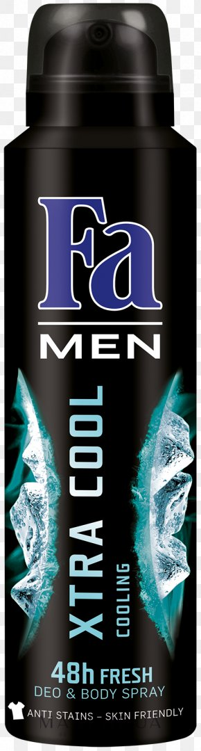 Fa Deodorant Shower Gel Antiperspirant Cosmetics PNG