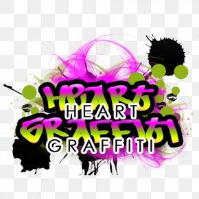 Graffiti Logo - Logo Pink M Brand Font PNG