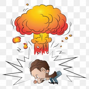 Angry Boy - Anger Cartoon Man Illustration PNG