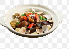Seafood Eggplant - Seafood Clam Asian Cuisine Eggplant Jam Chinese Cuisine PNG