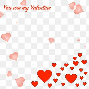 Valentines Day - Valentine's Day Heart Love February 14 PNG
