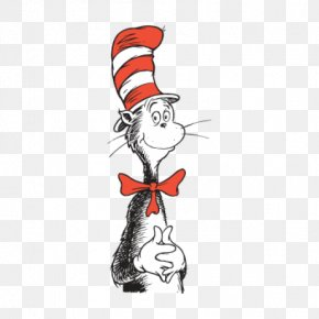 Cat In The Hat - The Cat In The Hat Thing Two Thing One Clip Art PNG