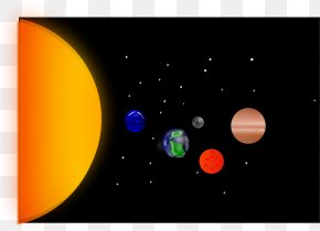 Solar System - Planet Astronomical Object Solar System Astronomy Clip Art PNG