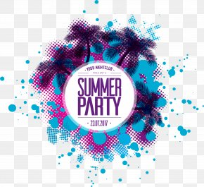 Summer Beach Party - Fort Walton Beach Destin PNG
