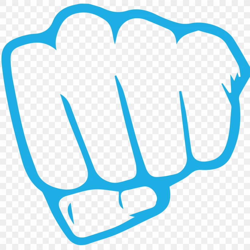 Punch Fist Clip Art Png 2000x2000px Punch Application Software Area Blue Fist Download Free