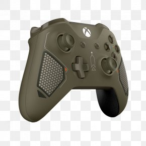 Microsoft Xbox One Wireless Controller Microsoft Xbox One S Microsoft Xbox One X Game Controllers Microsoft Corporation PNG
