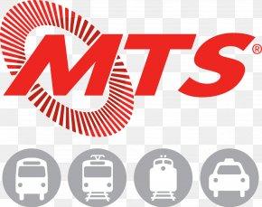 Bus - San Diego State University Transit Center Ocean Beach Tram Bus San Diego Metropolitan Transit System PNG