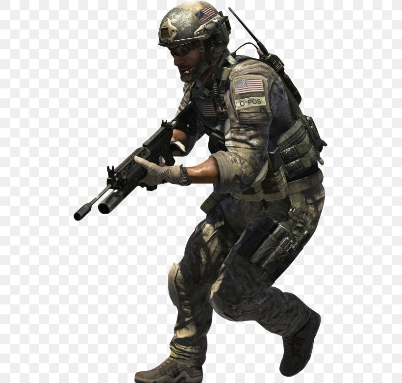 Call Of Duty: Modern Warfare 3 Call Of Duty 4: Modern Warfare Call Of Duty: Modern Warfare 2 Call Of Duty: Black Ops, PNG, 521x780px, Call Of Duty Modern Warfare 3, Action Figure, Activision, Air Gun, Army Download Free