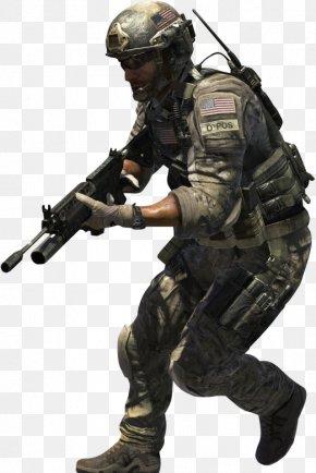 Call Of Duty Render - Call Of Duty: Modern Warfare 3 Call Of Duty 4: Modern Warfare Call Of Duty: Modern Warfare 2 Call Of Duty: Black Ops PNG