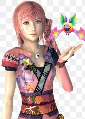 Final Fantasy - Final Fantasy XIII-2 Lightning Returns: Final Fantasy XIII PlayStation 3 Xbox 360 PNG