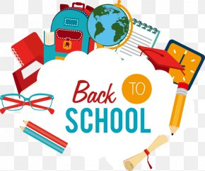 School Back To School Elements - Student Learning School Educational Technology PNG