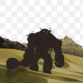 Hammer Giants - Film Poster Graphic Design Illustration PNG