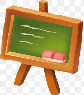School - School Blackboard Class Lesson Child PNG