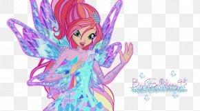 Season 2 Winx ClubSeason 7 Art Lost In A DropletOthers - Bloom Winx Club PNG