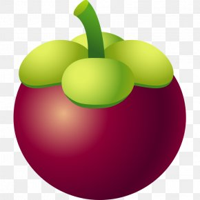 Food,fruit,vegetables,Melon Fruits And Vegetables,delicious - Fruit Purple Mangosteen Vegetable Melon PNG